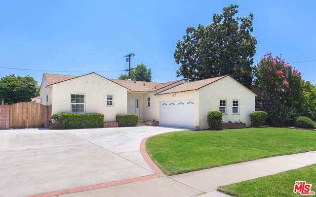 10108 Columbus Ave, MISSION HILLS, CA 91345 (#20-602196) :: The Pratt Group