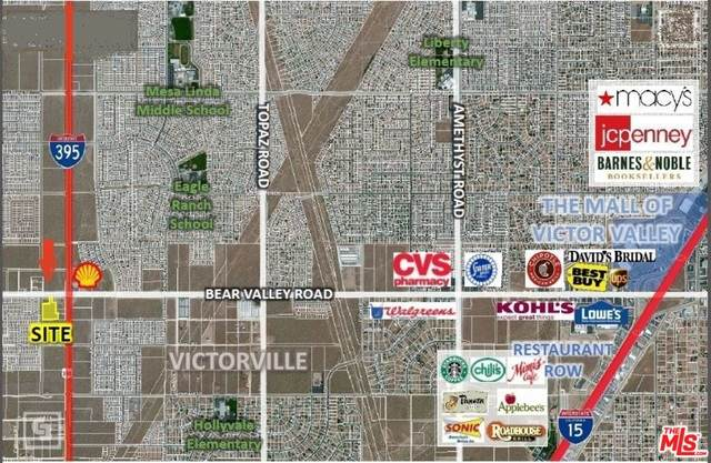 12101 Bear Valley Rd, Victorville, CA 92392 (#20-602372) :: HomeBased Realty