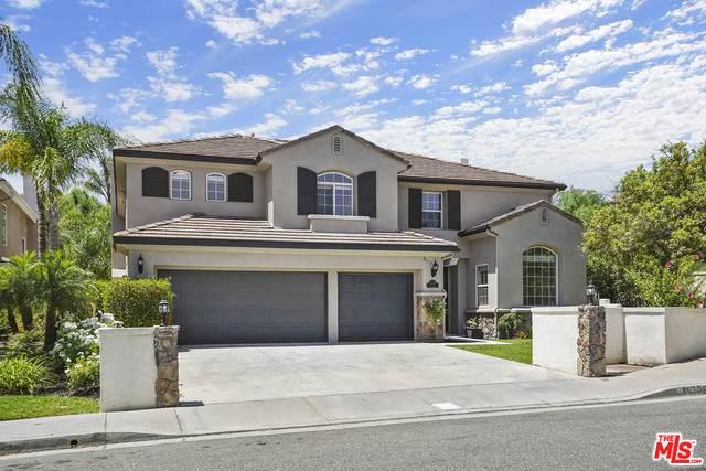 26750 Brooks Cir, Stevenson Ranch, CA 91381 (#20-602800) :: Randy Plaice and Associates