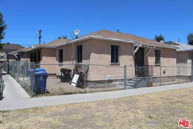 9301 S Western Ave, Los Angeles, CA 90047 (#20-603290) :: Randy Plaice and Associates