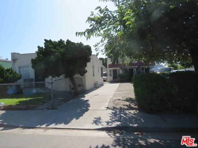 2246 S Ridgeley Dr, Los Angeles, CA 90016 (#20-603768) :: Randy Plaice and Associates