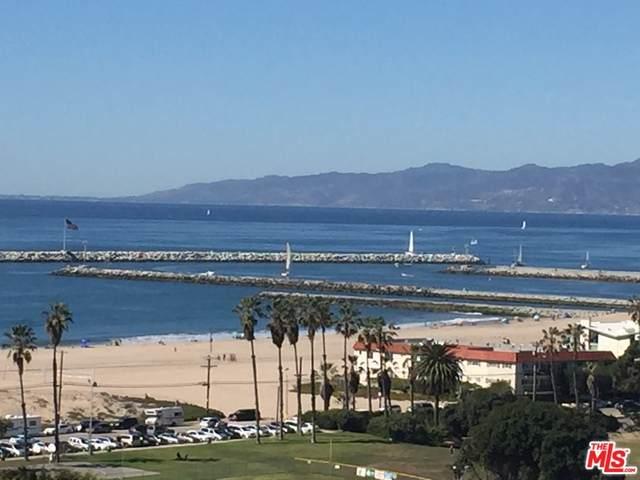 245 Fowling St, Playa Del Rey, CA 90293 (#20-603808) :: Randy Plaice and Associates