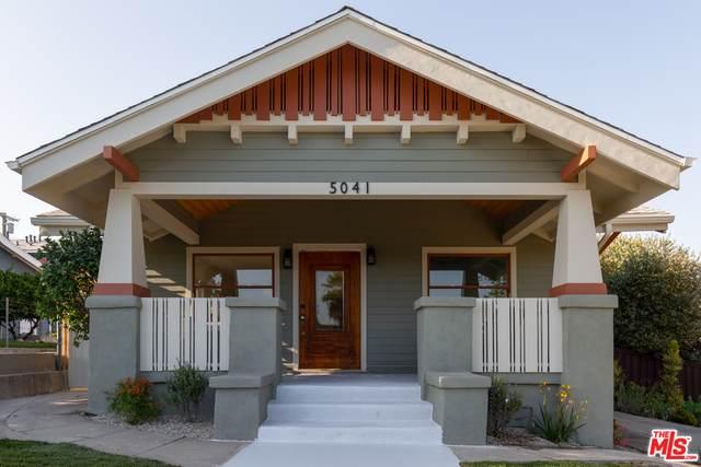 5041 Stratford Rd, Los Angeles, CA 90042 (#20-604306) :: The Pratt Group
