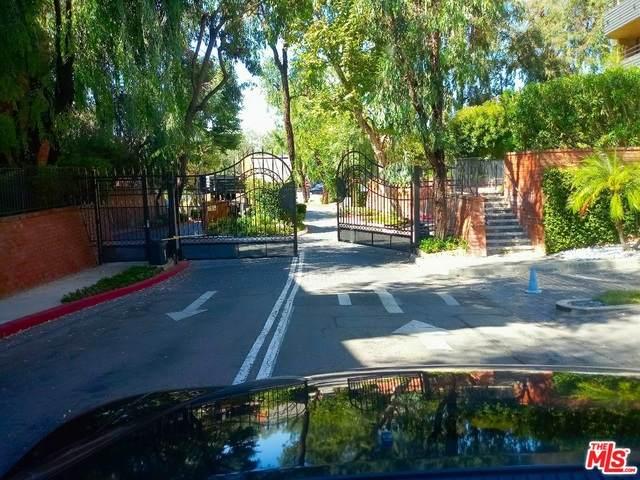 4702 Park Encino Ln #226, Encino, CA 91436 (#20-604324) :: The Pratt Group