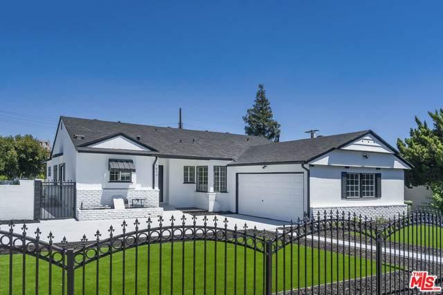 7056 Saint Clair Ave, North Hollywood, CA 91605 (#20-604528) :: Randy Plaice and Associates
