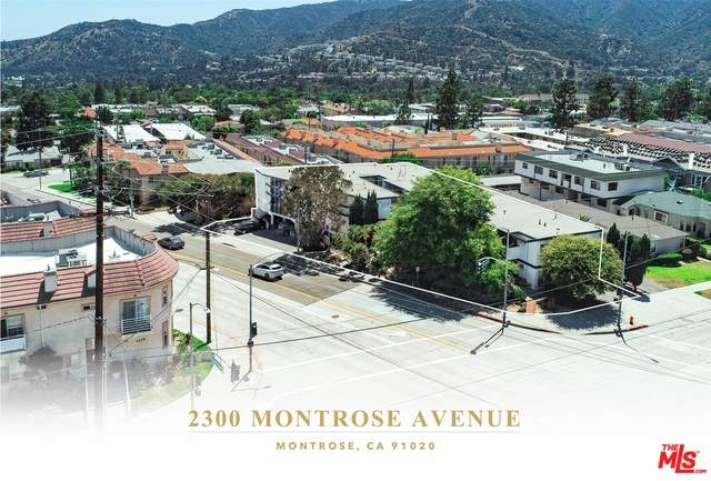 2300 Montrose Ave #8, Montrose, CA 91020 (#20-604862) :: Randy Plaice and Associates