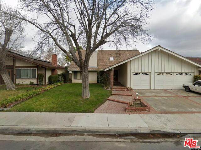 23521 Avenida Rotella, Valencia, CA 91355 (#20-604996) :: Randy Plaice and Associates