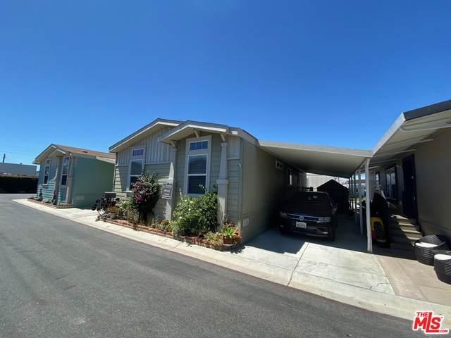 17024 S Western Ave #61, Gardena, CA 90247 (#20-605962) :: HomeBased Realty