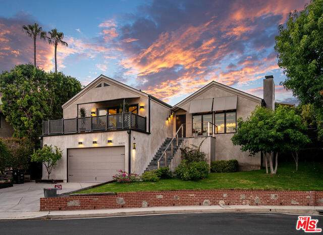 16625 Marquez Ter, Pacific Palisades, CA 90272 (#20-606724) :: TruLine Realty