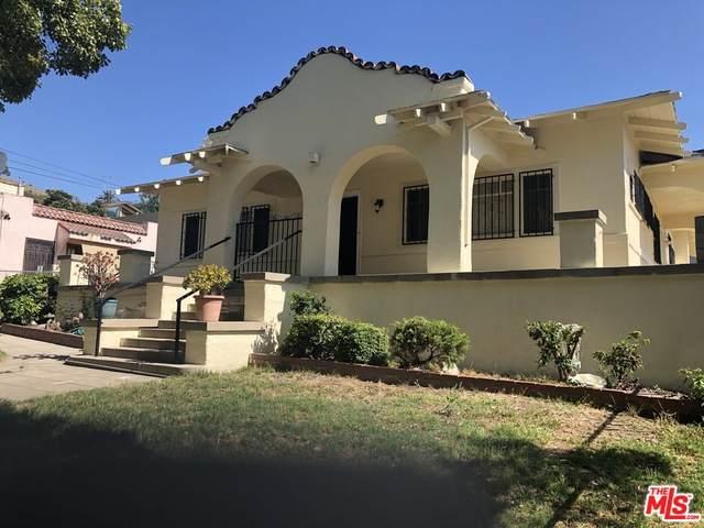 124 E Avenue 33, Los Angeles, CA 90031 (#20-606942) :: Compass