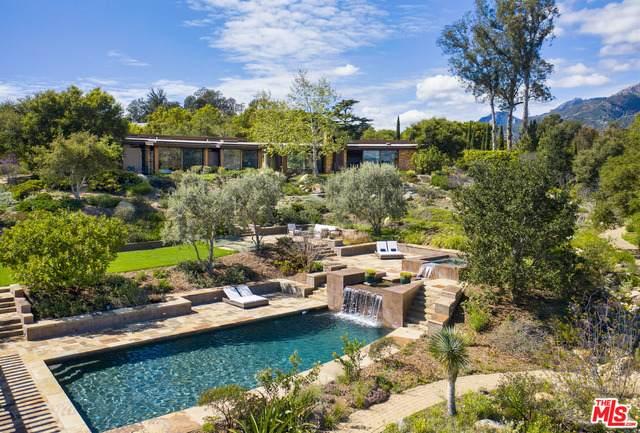 2662 Sycamore Canyon Rd, Montecito, CA 93108 (#20-606994) :: Randy Plaice and Associates