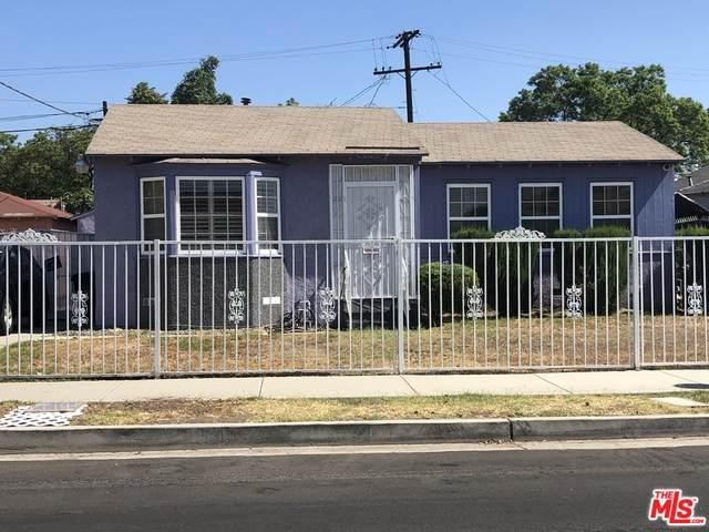 1101 E 118Th Pl, Los Angeles, CA 90059 (#20-607152) :: Randy Plaice and Associates