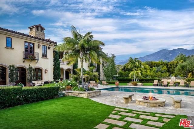 416 Meadowbrook Dr, Montecito, CA 93108 (#20-607520) :: Randy Plaice and Associates