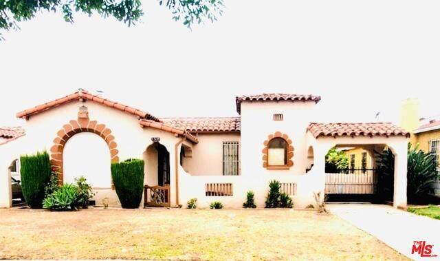 1539 W 83Rd St, Los Angeles, CA 90047 (#20-607648) :: Randy Plaice and Associates