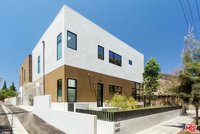 9613 Lucerne Ave, Culver City, CA 90232 (#20-607850) :: Randy Plaice and Associates