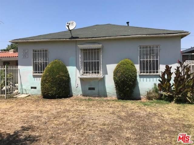 1727 W 83RD St, Los Angeles, CA 90047 (#20-608778) :: Randy Plaice and Associates
