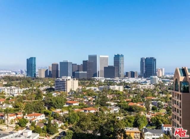 10501 Wilshire Blvd #1604, Los Angeles, CA 90024 (#20-609496) :: TruLine Realty
