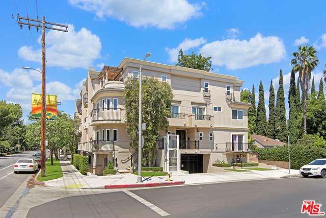5401 Morella Ave #5, Valley Village, CA 91607 (#20-609618) :: Randy Plaice and Associates