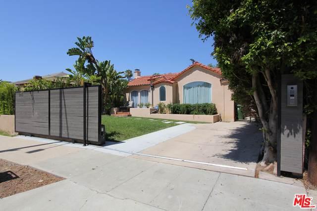 1165 Masselin Ave, Los Angeles, CA 90019 (#20-609922) :: Randy Plaice and Associates