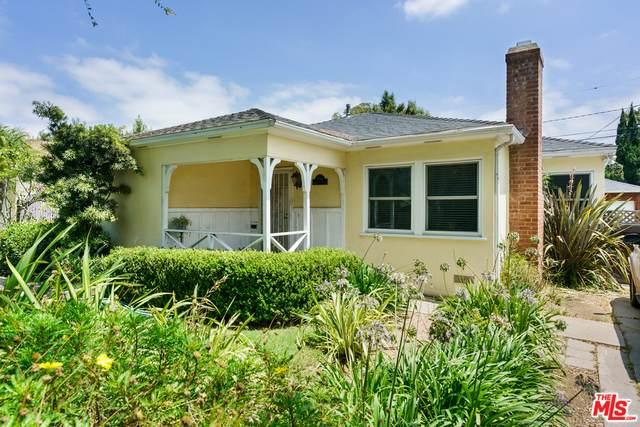 4044 Coolidge Ave, Culver City, CA 90066 (#20-610162) :: Randy Plaice and Associates