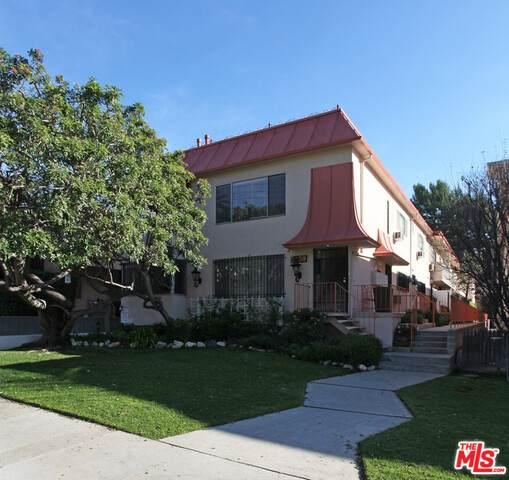 2130 N Beachwood Dr, Los Angeles, CA 90068 (#20-610244) :: Randy Plaice and Associates