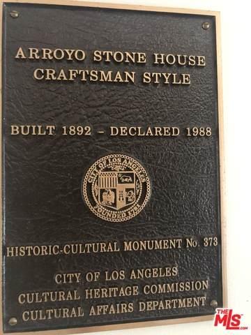 4939 Sycamore Ter, Los Angeles, CA 90042 (#20-610780) :: Randy Plaice and Associates