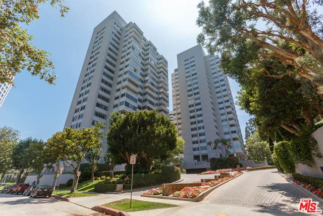 865 Comstock Ave 2A, Los Angeles, CA 90024 (#20-610842) :: TruLine Realty