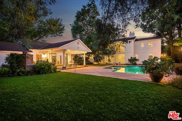4736 S Sancola Ave, Toluca Lake, CA 91602 (#20-611094) :: Randy Plaice and Associates