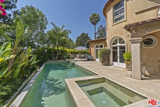3002 Hutton Pl, Beverly Hills, CA 90210 (#20-611224) :: Randy Plaice and Associates