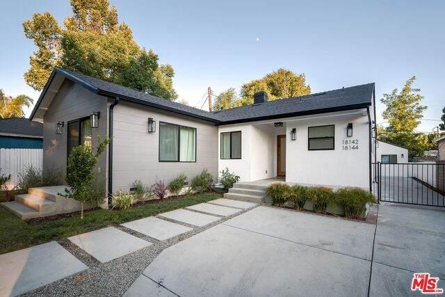 18142 Archwood St, Reseda, CA 91335 (#20-611466) :: Randy Plaice and Associates