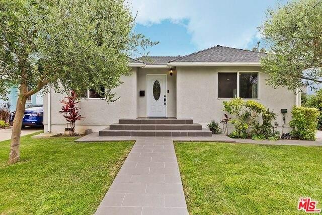 10756 Ashby Ave, Los Angeles, CA 90064 (#20-611530) :: Randy Plaice and Associates