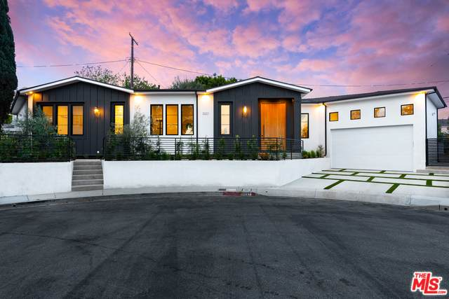 3221 Provon Ln, Los Angeles, CA 90034 (#20-611582) :: Randy Plaice and Associates