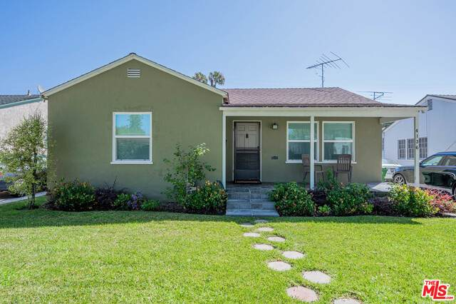 Coolidge Ave, Culver City, CA 90066 (#20-612294) :: Randy Plaice and Associates