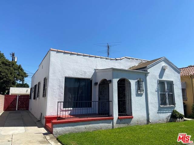 1627 W Gage Ave, Los Angeles, CA 90047 (#20-612484) :: Randy Plaice and Associates