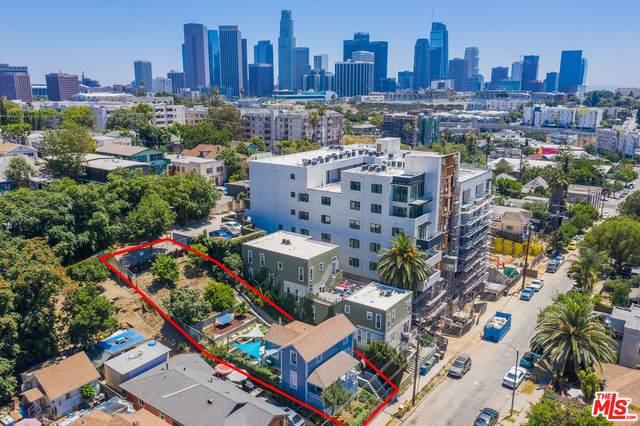 350 Patton St, Los Angeles, CA 90026 (#20-612778) :: TruLine Realty