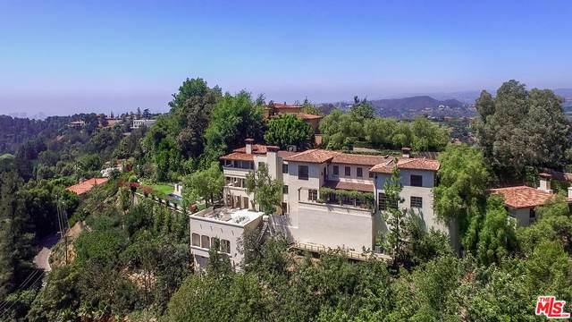 2670 Bowmont Dr, Beverly Hills, CA 90210 (#20-613030) :: Randy Plaice and Associates