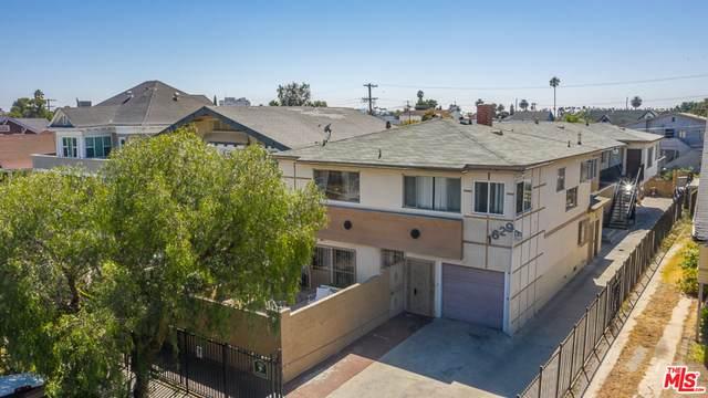 1629 S Van Ness Ave, Los Angeles, CA 90019 (#20-613238) :: Randy Plaice and Associates