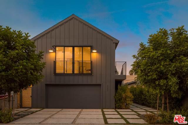 3236 Mcmanus Ave, Los Angeles, CA 90034 (#20-613254) :: Randy Plaice and Associates
