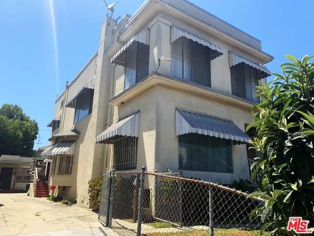 1707 S Harvard Blvd, Los Angeles, CA 90006 (#20-613500) :: Randy Plaice and Associates