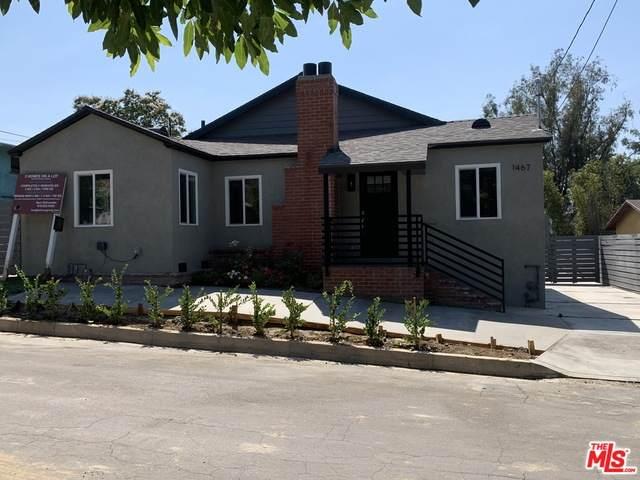 1467 Montecito Dr, Los Angeles, CA 90031 (#20-613626) :: Randy Plaice and Associates