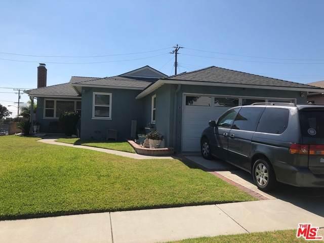 11935 Tarron Ave, Hawthorne, CA 90250 (#20-613708) :: Randy Plaice and Associates