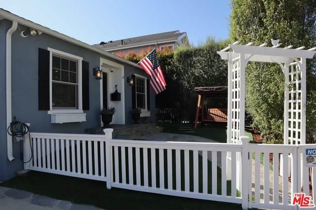 947 Hartzell St, Pacific Palisades, CA 90272 (#20-613760) :: Randy Plaice and Associates