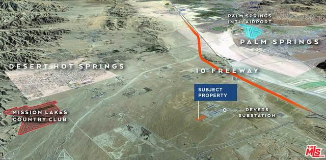 0 Diablo Road, Desert Hot Springs, CA 92240 (#20-613768) :: HomeBased Realty