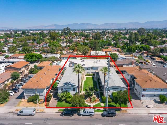 12717-12719 Vanowen St, Los Angeles, CA 91605 (#20-613934) :: Randy Plaice and Associates