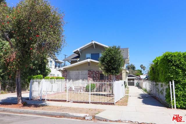 2240 Crenshaw Blvd, Los Angeles, CA 90016 (#20-614038) :: Randy Plaice and Associates