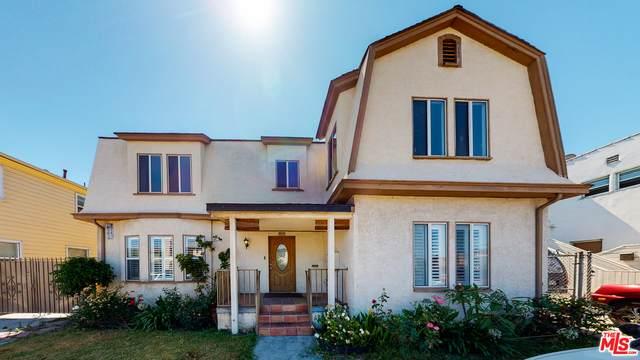 1514 S Bronson Ave, Los Angeles, CA 90019 (#20-614042) :: Randy Plaice and Associates