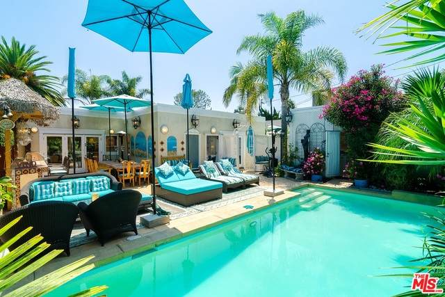16857 W Sunset Blvd, Pacific Palisades, CA 90272 (#20-614130) :: Randy Plaice and Associates