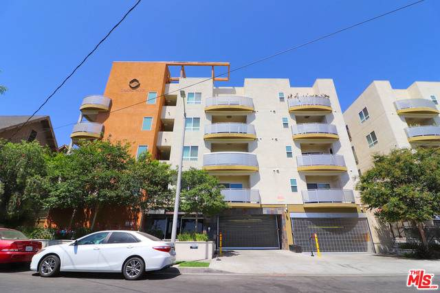 2321 W 10Th St #203, Los Angeles, CA 90006 (#20-614144) :: TruLine Realty