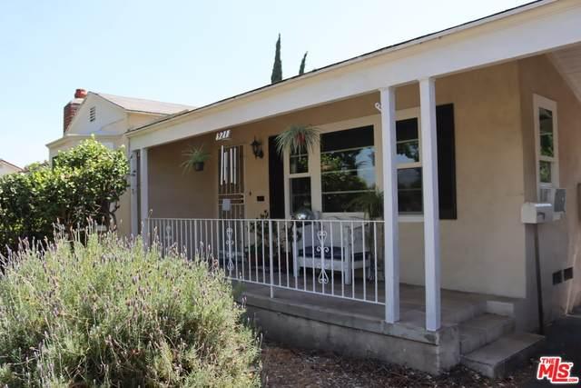 921 N Kenwood St, Burbank, CA 91505 (#20-614164) :: Randy Plaice and Associates