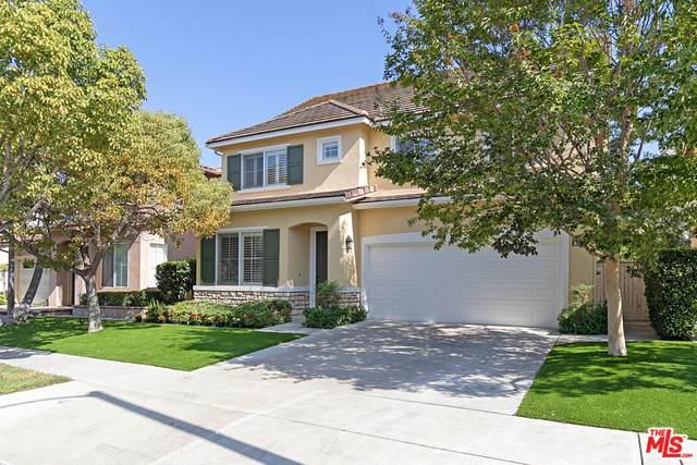 34 Pembroke, Irvine, CA 92618 (#20-614450) :: Compass